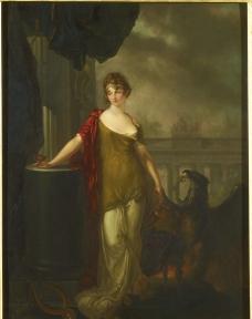 普鲁士王后路易莎图片