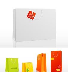 礼品袋购物袋纸袋设计图片