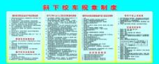 绞车规章制度图片