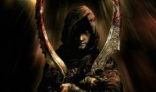 战士 双刀图片