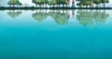 漫画 湖水图片