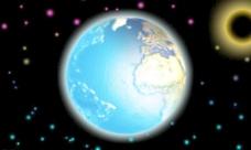 冰冻梦幻地球图片