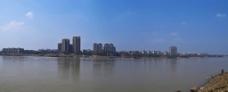 南溪全景圖圖片