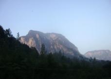 西沟风景图片