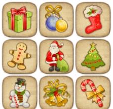 圣诞素材图片