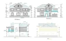 现代风格住宅图片