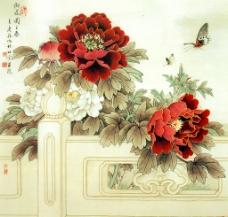 花园之春图片