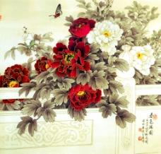春色满园图片