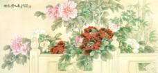 御花园之春图片