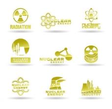 核工业企业logo设计图片