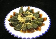 姜汁松花蛋图片