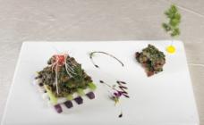 韭菜煎牛肉片图片