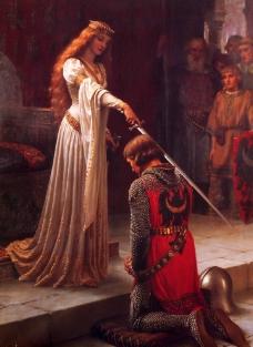 骑士精神图片
