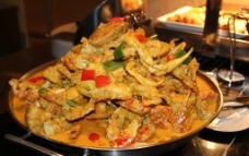 西餐自助餐美食图片