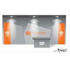 形象墙设计图片