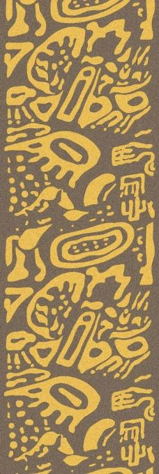 古代地毯花纹图片