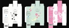 雅芳香水纸盒包装设计图片