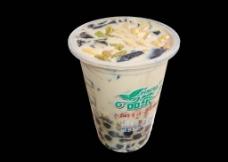 品茶 珍珠奶茶图片