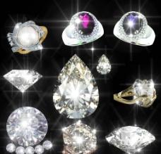 钻石 钻戒图片