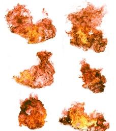 火焰 燃烧图片