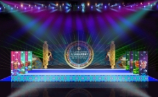 2011雪顿节舞台设计方案图片