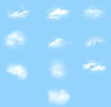白云 云朵图片