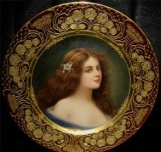 精美陶瓷画1图片