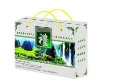 副食品盒子 (注平面图)图片
