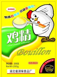 鸡精 调味料图片