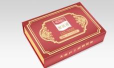 礼盒包装 (展开图)图片