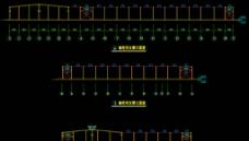 钢结构厂房 轴柱间支撑图片