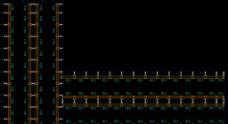 钢结构厂房 吊车梁平面布置图片