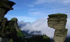 蘑菇石图片