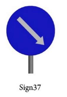 交通标示图片