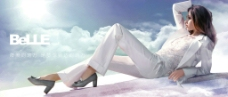 百麗女鞋圖片