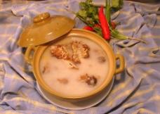 燕麦钙骨煲图片