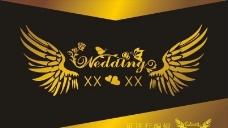 婚礼 wedding 翅膀图片