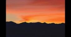 夕阳下的美景