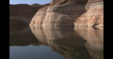 西南峡谷航拍素材