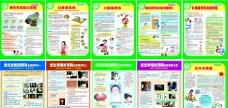 避孕药介绍及宣传知识 婴儿健康 出生缺陷的预防挂图图片