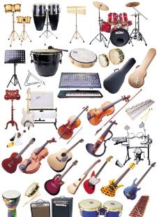 西洋乐器图片