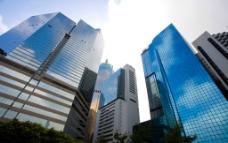 香港 城市建筑图片