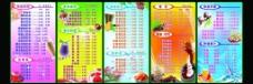 快客饮品价格图片