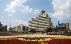 齐齐哈尔 城市建筑图片