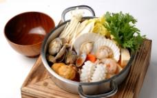 海鲜锅图片