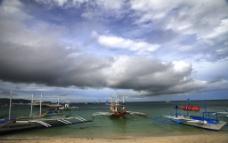 螃蟹船图片