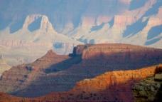 峡谷 山石图片