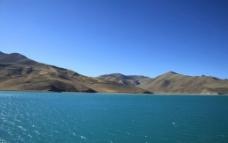 喀呐斯湖美景图片
