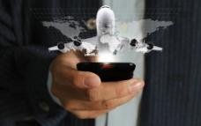 现代科技虚拟网络图片