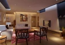 现代中式客厅图片